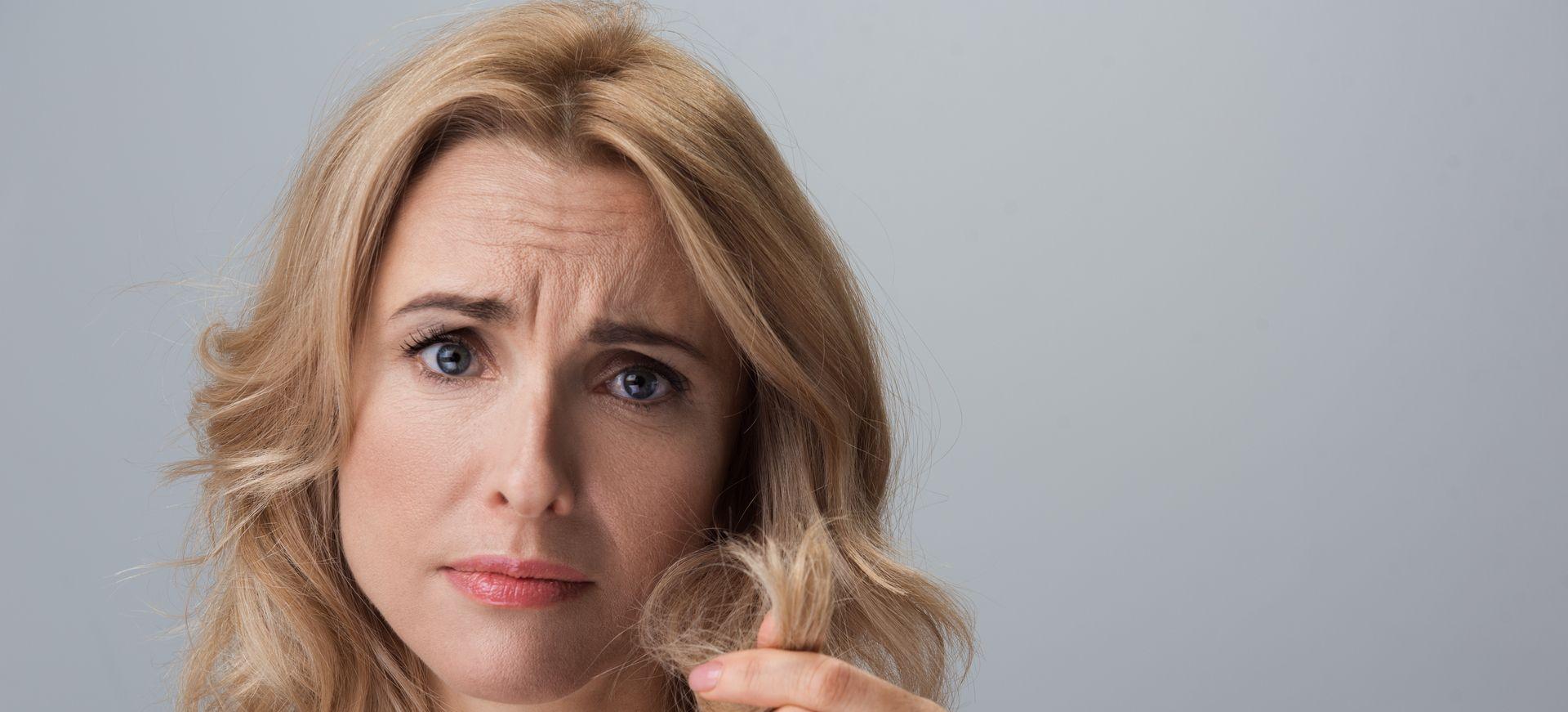 Как ухаживать за волосами после 40?