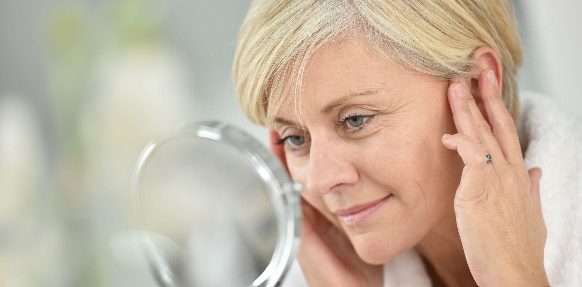 Как ухаживать за кожей, если наступила менопауза