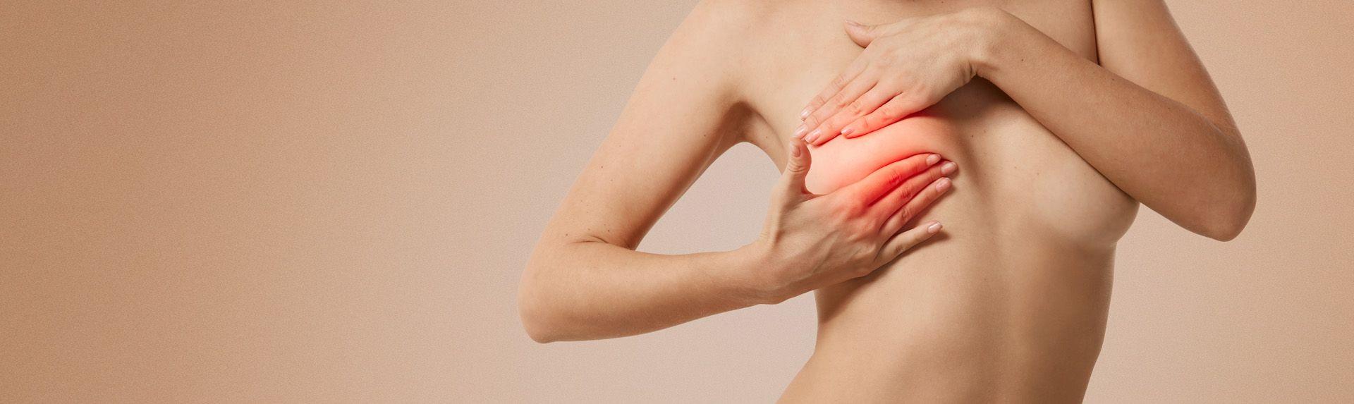 Почему при климаксе болят молочные железы