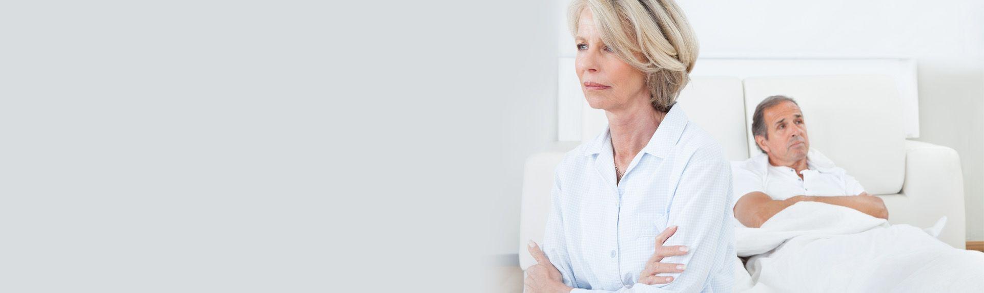 Заболевания женских половых органов и урологические расстройства в период климакса
