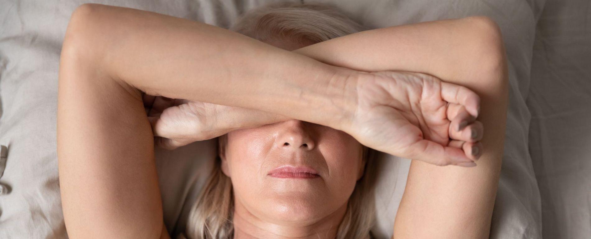 Как наладить сон после 45 и при чем здесь гормоны