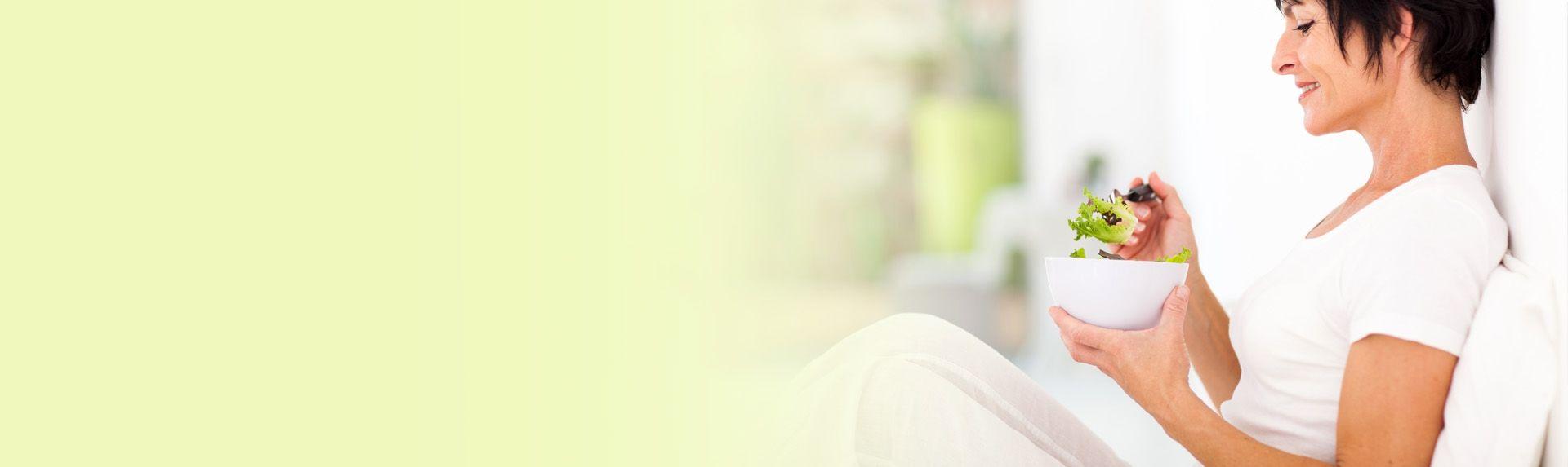 Питание при климаксе: пусть ваша печень улыбается