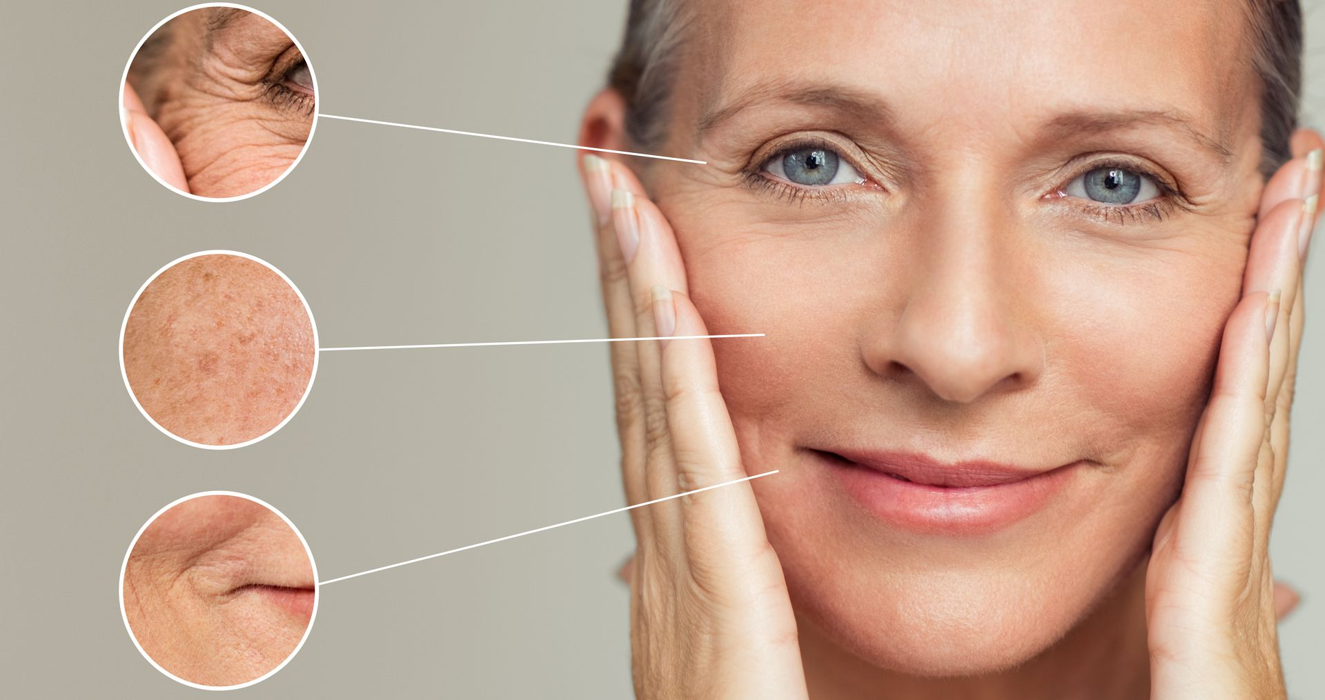 Каких компонентов не хватает нашей коже после 40