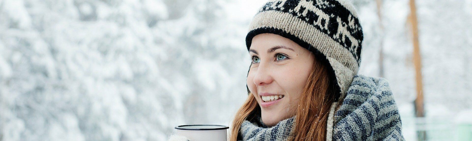 Как позаботиться о коже зимой