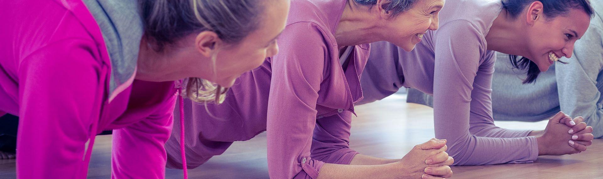 Как похудеть в 50 лет. Правильный фитнес-гид