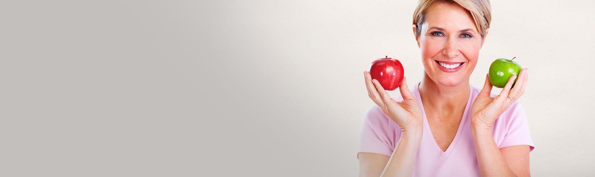Проявления климакса: нарушение контроля аппетита у женщин после 45