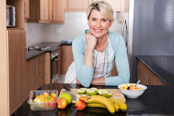 Диета при повышенном холестерине у женщин после 50 лет.