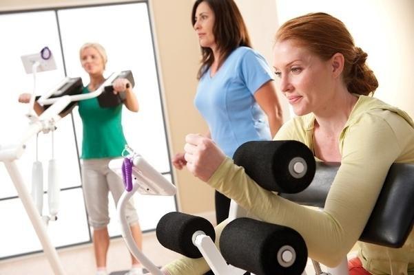Упражнения для похудения после 45