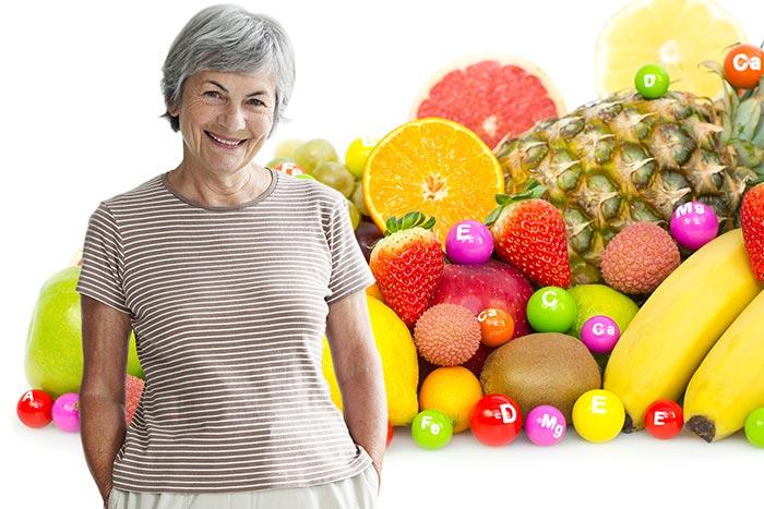 Витамины для женщин в 55 лет