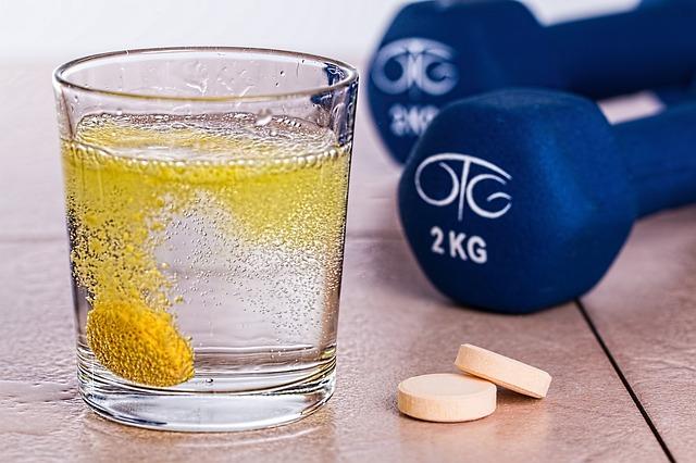 Витамины для женщин при занятии спортом