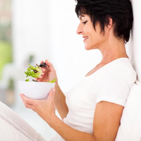 Особенности применения витаминов при миоме матки во время климакса