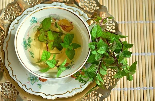 Полезный чай для здорового питания